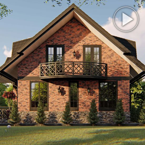 Bavarian style country house project